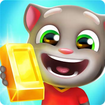 Play Talking Tom Gold Run Online